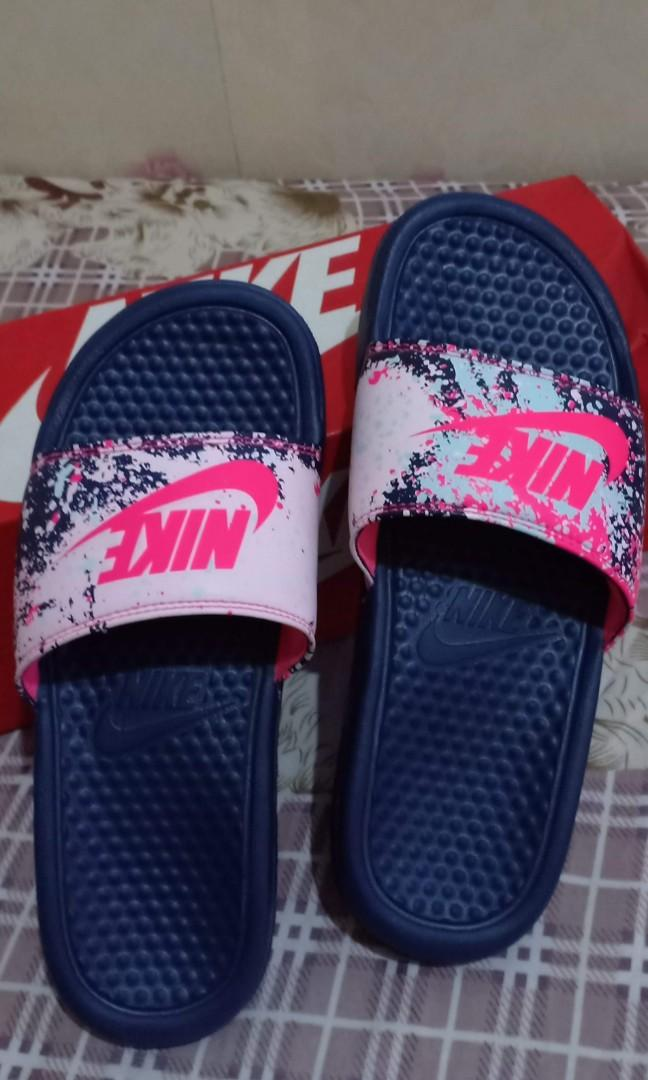 quality design f3a01 c03cc Original Nike Sandals/Slippers, Women's Fashion, Shoes ...