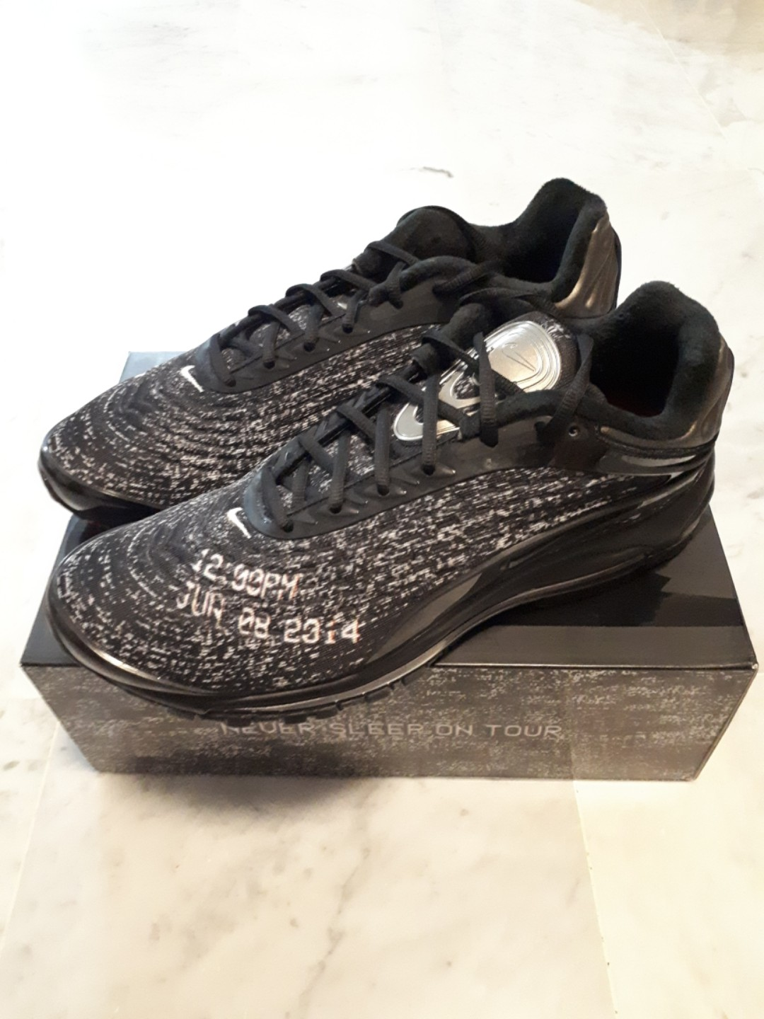 US12 Nike x Skepta Air Max Deluxe Never Sleep On Tour US12 f40c0ba75