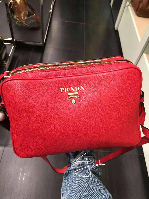 119cf24a767d Prada bag [SALE], Luxury, Bags & Wallets, Sling Bags on Carousell