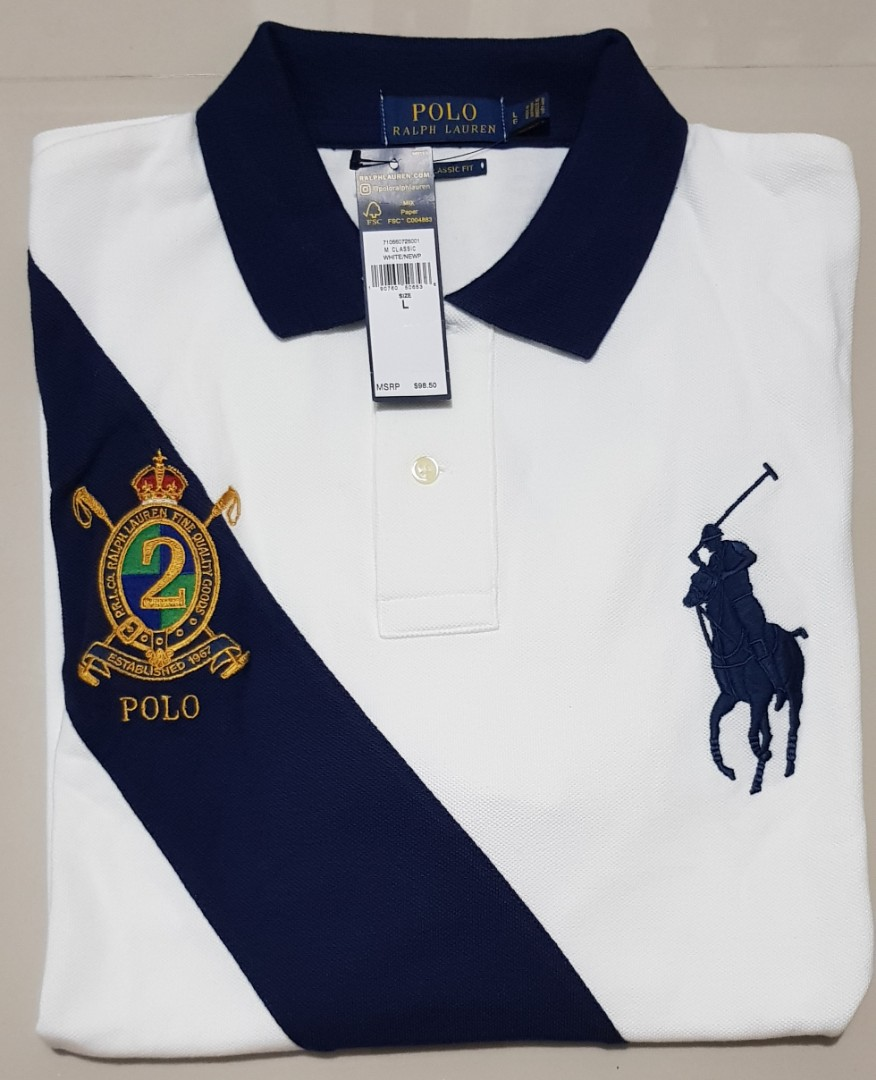 On Lauren Ralph Carousell Big Polo Pony Shirt wPm0yNv8nO