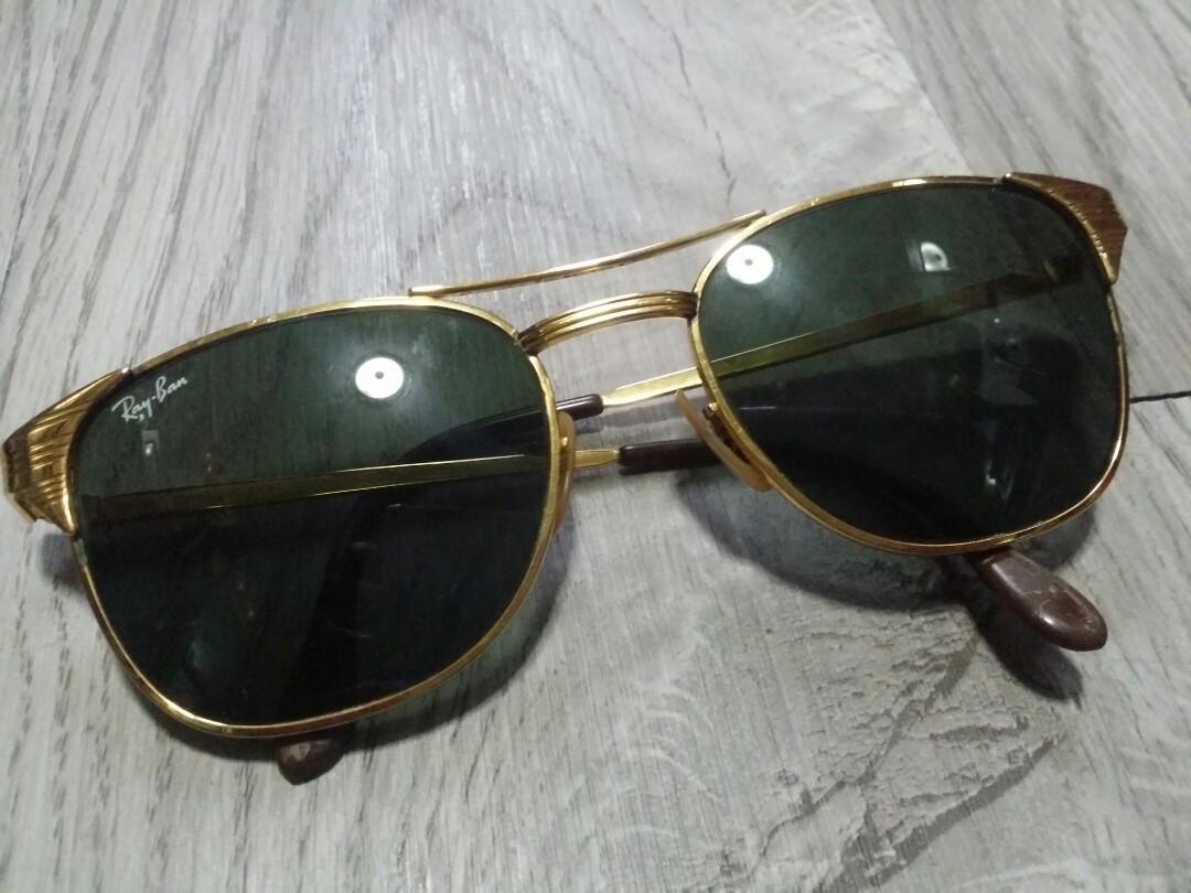 Rayban BL Sunglasses Signet e706244bcf