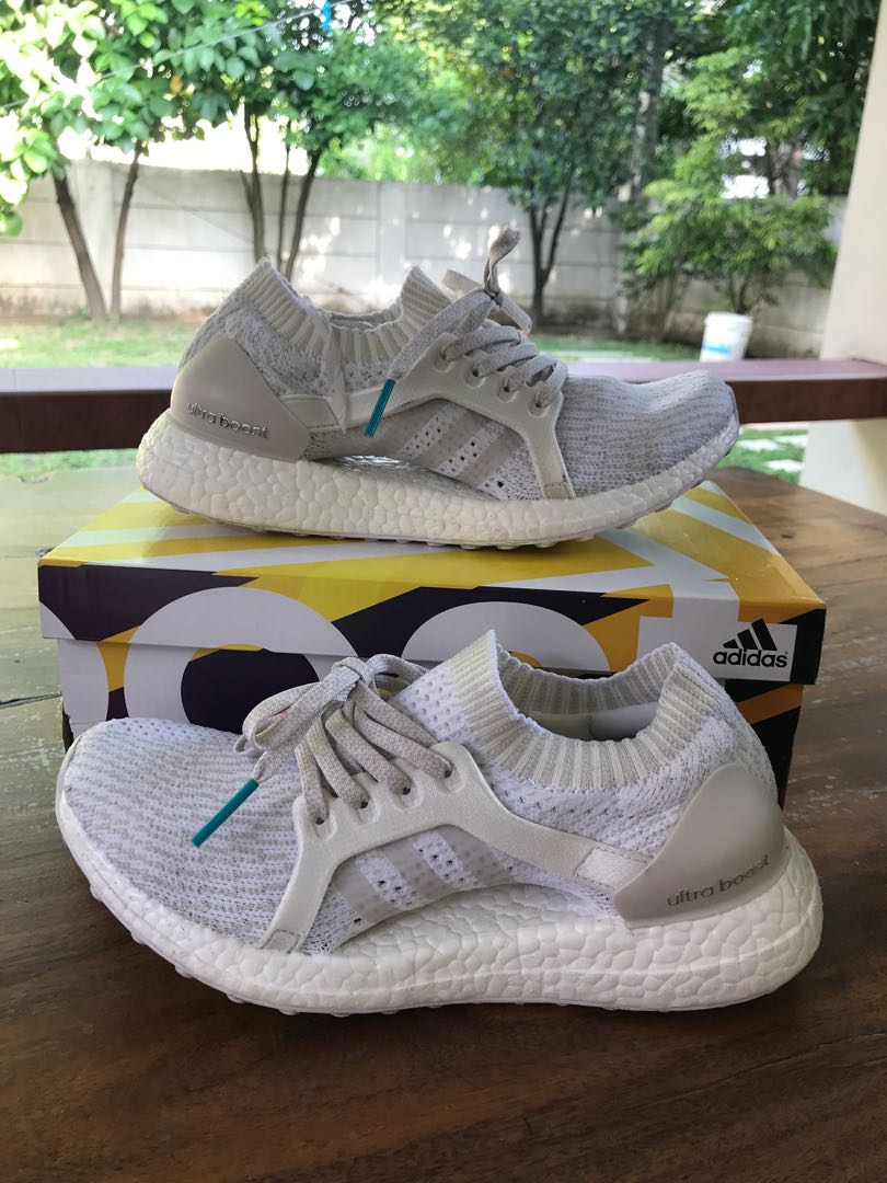 Slightly used  Adidas Ultraboost X white 13749f147