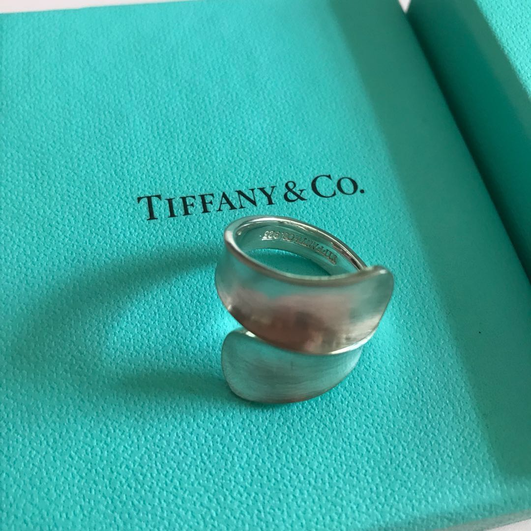 0105928f70b2a Tiffany & Co Sterling Silver Ring