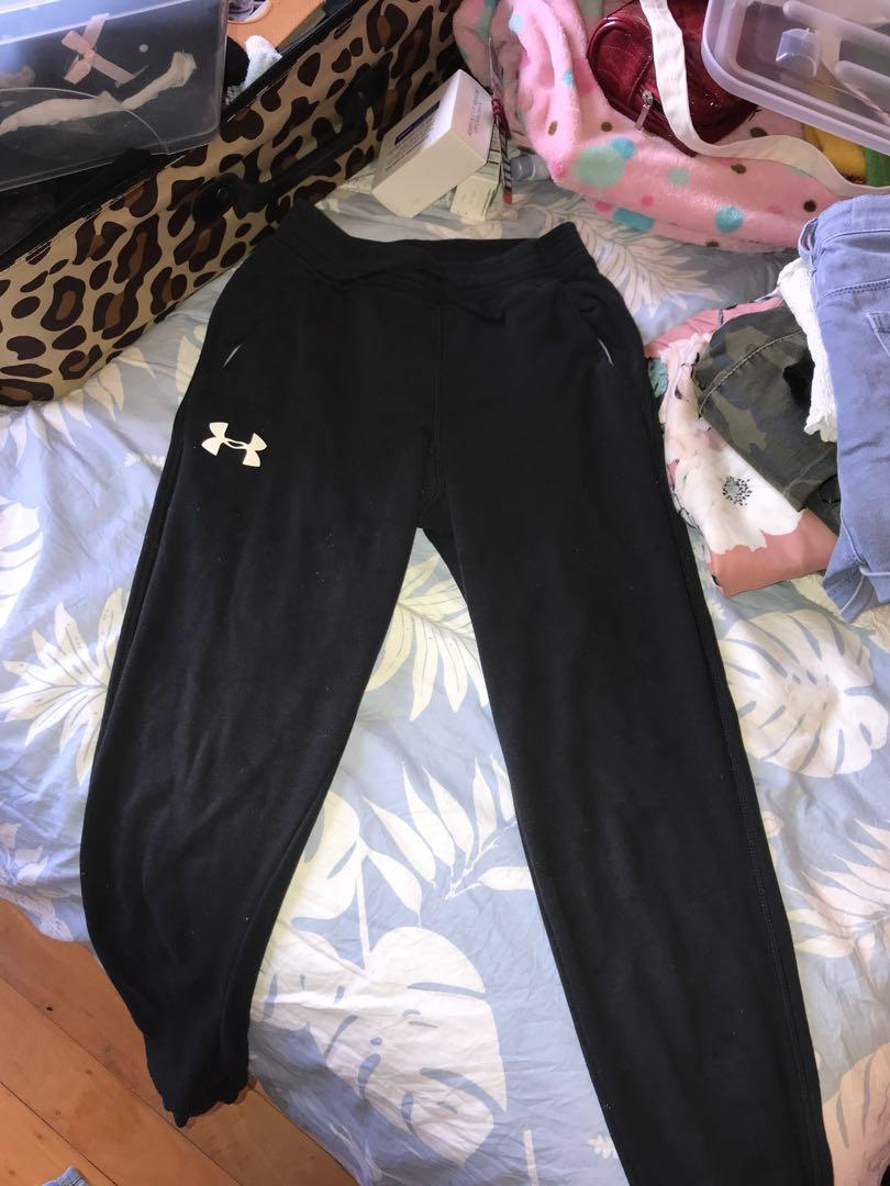 Under armour trackie