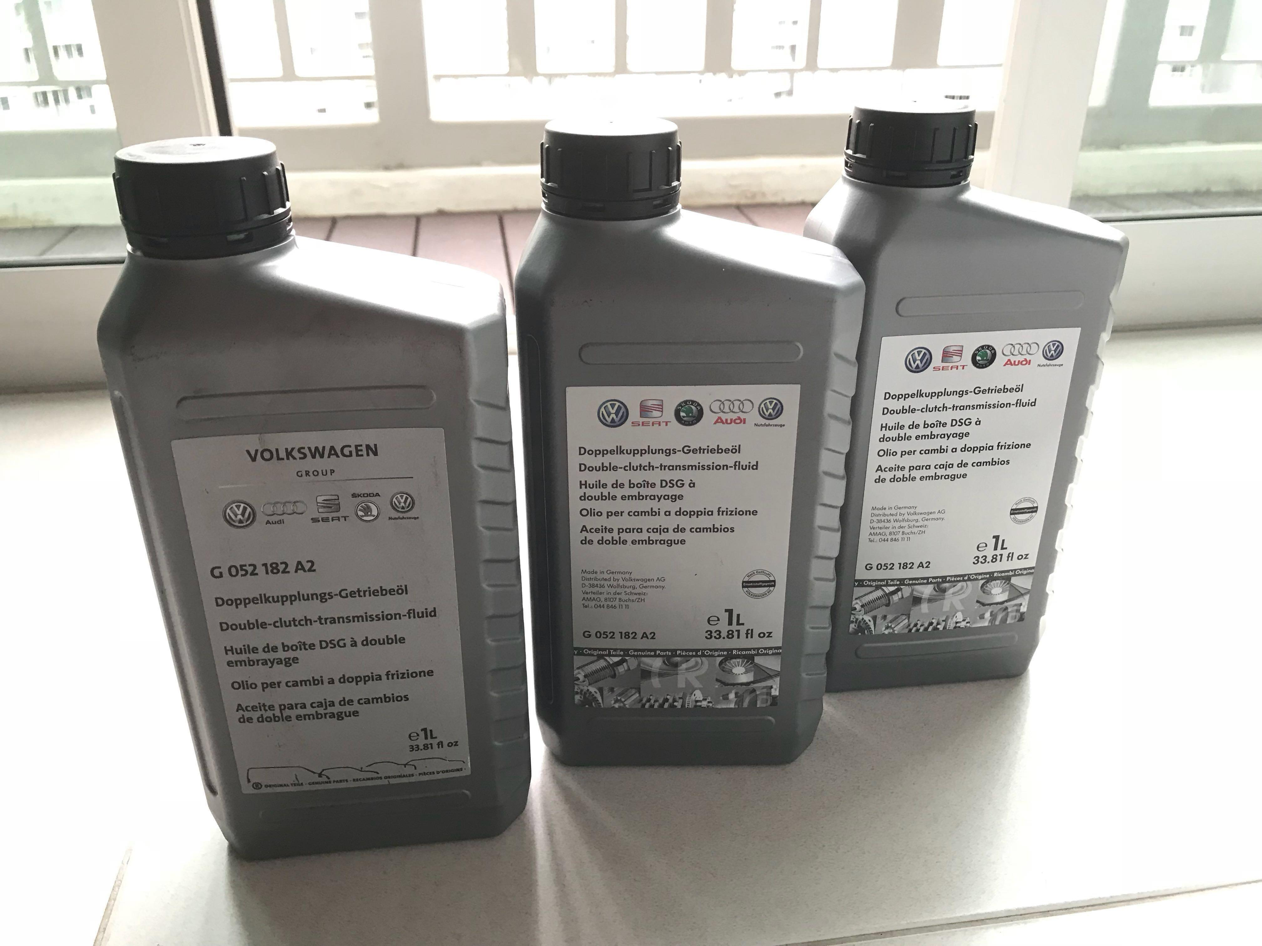 Volkswagen DSG gearbox oil, Car Accessories on Carousell