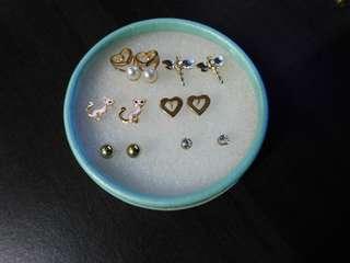 Set 1 - Earrings