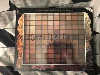 Selling brand new elf eyeshadow palette 144 colours