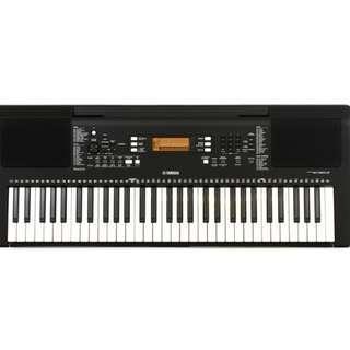 Yamaha PSR-E363 61-key Portable Arranger Keyboard PSRE363 PSR E363 #3x100