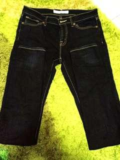 Uniqlo Skinny Fit Stretchable Jeans #3x100 #UNDER90