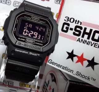 SUPER RARE🌟SEEN GSHOCK DIVER SPORTS WATCH : 1-YEAR OFFICIAL WARRANTY : 100% Original Authentic G-SHOCK DEEP BLACK Stealth Matt in ABSOLUTELY TOUGHNESS Best For Most Rough Users & Unisex: DW-5600MS / DW5600MS / DW-5600BB / DW-5600 / DW5600 / CASIO GSHOCK