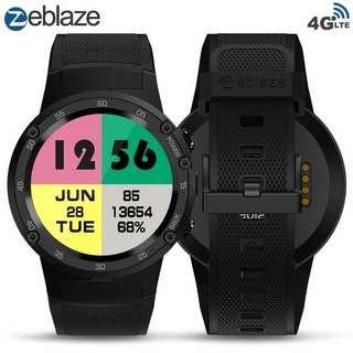 出售物品:  全新Zeblaze Thor 4 2018年最新旗艦智能手錶 國際版水貨