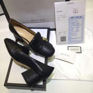 Sepatu Gucci Heels Super Mirror Quality