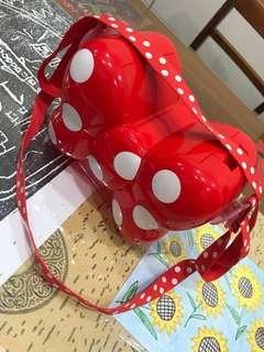 日本迪士尼蝴蝶結盒