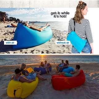 Air Sofa Inflatable Sofa lounger beach chair