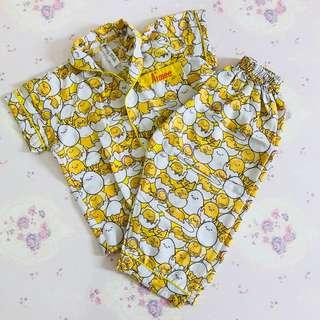 Preloved Gudetama Sleepwear