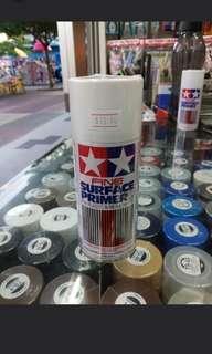 Tamiya Fine Surfacer Primer L White Spray