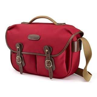 🚚 Billingham Limited Hadley Pro Burgundy Choco Leather