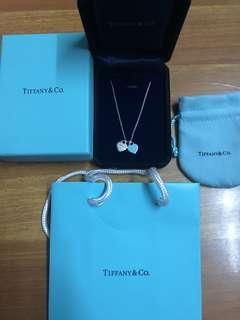 Tiffany & Co 經典Tiffany Blue頸鏈頸鍊 40cm Necklace Bracelet 100% real