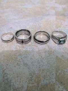 Stainless steel ring (buy ALL for only $2)