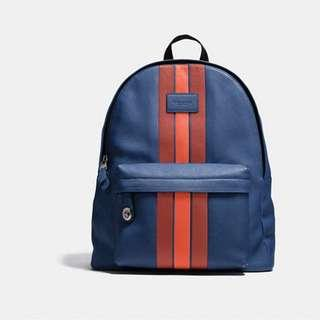 NEW NEW COACH Campus Backpack Leather for HIM - SALE up to 35% from Store