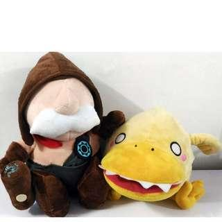 Dragon Nest Limited Edition Plushies