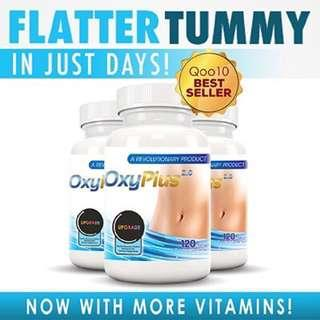 🚚 #PayDay30 🇺🇸USA OxyPlus For Flatter Tummy And Slimmer Thighs