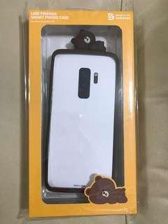 Samsung S9+ Line Friends Smart Phone Case
