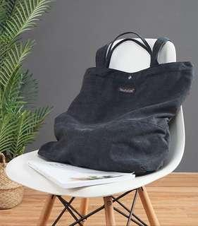 Big Canvas Tote bag - new stocks, only 2pcs left.