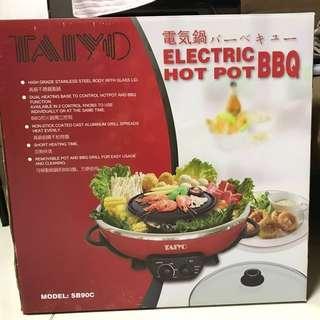BBQ Hot Pot