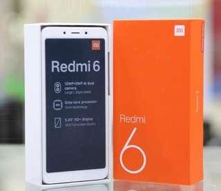 🚚 Xiaomi Redmi 6 1 WEEK SPECIAL