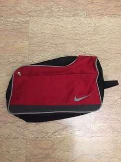 Nike Bag shoes bag red black sports