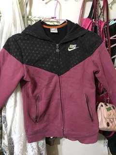 🚚 Nike女休閒外套L