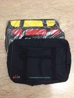 Laptop bag electronics bag