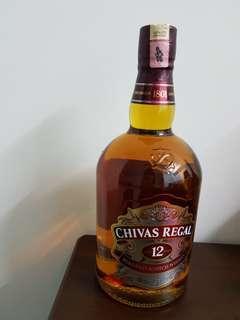 Chivas regal 12 yrs