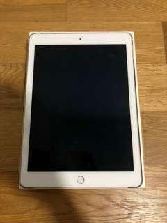 "SALE: iPad Pro 9.7"" 32gb + cellular!"