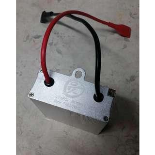 音响和車內電器穩定整流器(水塘),磷酸鋰鐡電池