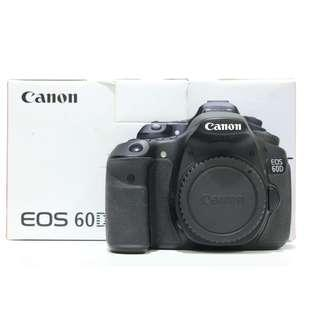 Canon EOS 60D Body Only (Sc: 7K+ Only)