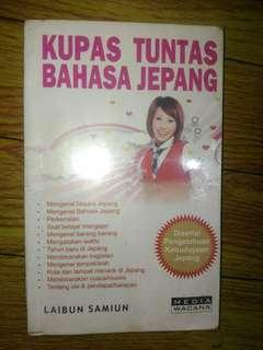 Buku bahasa jepang gramedia