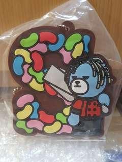 BigBang KRUNK Chocolatier 一番賞 J賞 太陽 Taeyang SOL 熊 吊飾 掛飾 1款 - 2