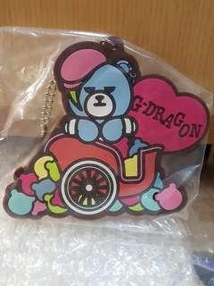 BigBang KRUNK Chocolatier 一番賞 J賞 GD G-Dragon 權志龍 熊 吊飾 掛飾 1款