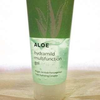 [Preloved] Wardah Aloe Hydramild Multifunction Gel