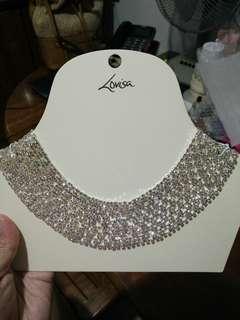 Lovisa Diamante Necklace