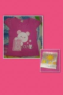 Tshirt anak by LITTLE M