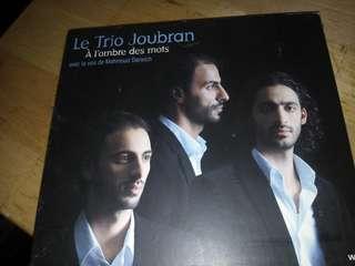 le Trio Joubran 'A l'ombre des mots.cd+dvd
