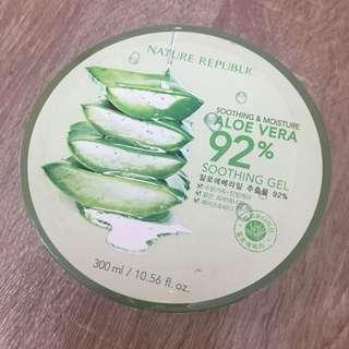 Best Nature Republic Aloe Vera Gel Soothing