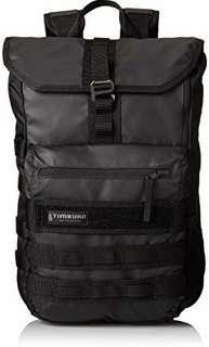 Timbuk2 Spire Black Out Laptop Backpack bag Sport gym