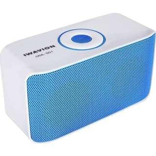 Mini Bluetooth Speaker (Blue)
