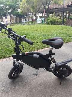 AM Scooter with Magura MT5