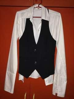 Espada long sleeves plus vest