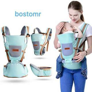 ea359321555 Baby Carrier Infant Backpack Waist Stool Baby Hip Seat